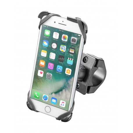 COQUE MOTO CRADLE APPLE pour IPHONE 6Plus ,7Plus, 8Plus guidon TUBULAIRE
