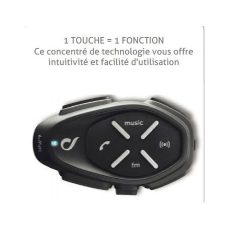 INTERPHONE INTUITIVE LINK SINGLE PACK